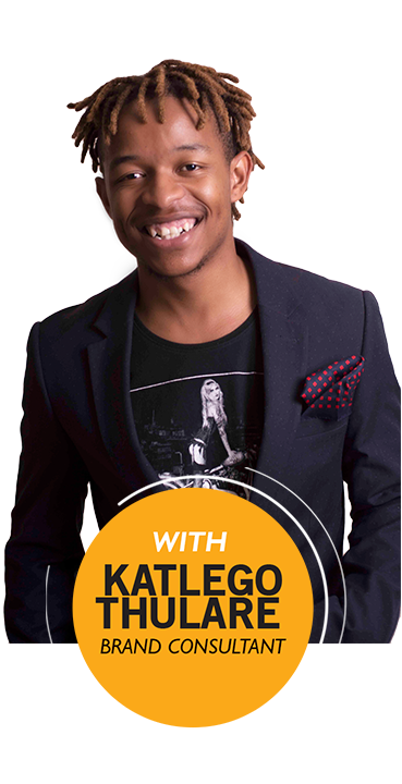 KATLEGO BRAND CONSULTANT AT THE SOCIAL MEDIA MARKETING EWORKSHOP